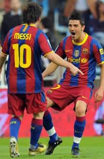 Foto de El F.C. Barcelona vence 0-2 al Real Zaragoza