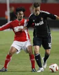 Foto de El Real Madrid empata 0-0 en Murcia en la ida de la copa