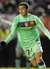 Foto de El F.C. Barcelona vence 0-3 al Osasuna