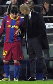 Foto de El F.C. Barcelona empata sin goles con el Athletic en la ida de la copa