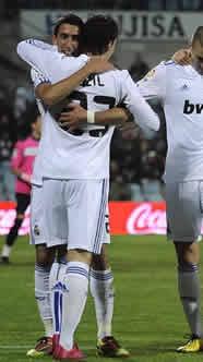 Foto de El Real Madrid vence 2-3 al Getafe