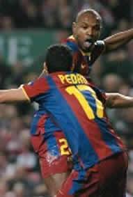 Foto de El F.C. Barcelona empata 1-1 con el Athletic y se clasifica para cuartos
