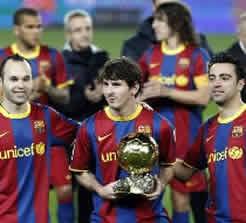 Foto de El F.C. Barcelona golea 5-0 al Betis en la ida de Copa