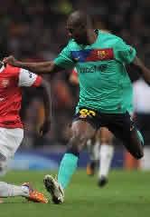 Foto de El Barça cae 2-1 con el Arsenal