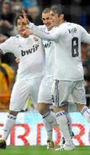 Foto de El Real Madrid vence 2-0 al Levante