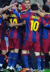 Foto de El F.C. Barcelona sufre para ganar 2-1 al Athletic de Bilbao