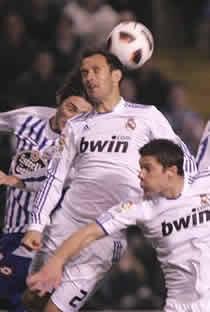 Foto de El Real Madrid sólo consigue empatar sin goles en Riazor ante el Depor