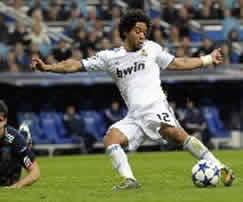 Foto de El Real Madrid vence 3-0 al Olympique y se clasifica para cuartos