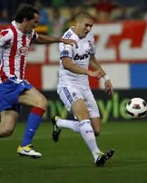 Foto de El Real Madrid vuelve a vencer 1-2 al Atlético de Madrid