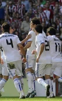 Foto de El Real Madrid vence 0-3 en San Mamés