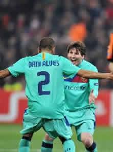 Foto de El Barça vence 0-1 al Shakhtar y se clasifica para semifinales
