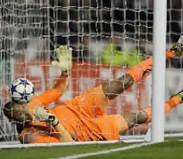 Foto de El Real Madrid se clasifica para semifinales al vencer 0-1 al Tottenham