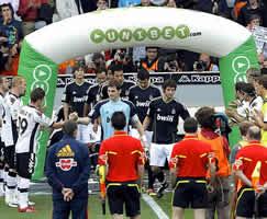 Foto de Este Madrid asusta y vence 3-6 al Valencia
