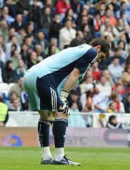 Foto de El Real Madrid cae 2-3 ante el Zaragoza
