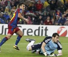Foto de Empate 1-1 en la vuelta y el Barça se clasifica para la final de Champions