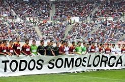 Foto de El Real Madrid empata en el amistoso por el terremoto de Lorca