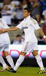 Foto de El Real Madrid y Cristiano Ronaldo vencen al Guadalajara