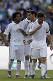 Foto de El Real Madrid vence 1-3 al Hertha de Berlín
