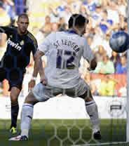 Foto de El Real Madrid vence 1-2 al Leicester