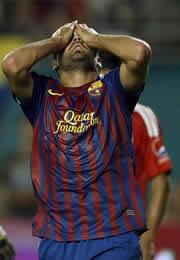 Foto de El Barça sale goleado 1-4 con el Chivas