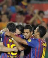 Foto de El Barça golea 5-0 al Villarreal