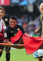 Foto de El F.C. Barcelona pincha y empata a dos con la Real