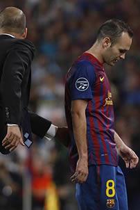 Foto de El Barça empata 2-2 sobrándole el primer y el último minuto