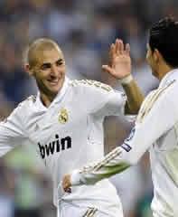 Foto de El Real Madrid vence 3-0 al Ajax en Champions
