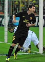 Foto de El Barça también golea 0-5 al Bate Borisov en Champions