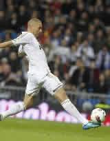 Foto de El Real Madrid golea 3-0 al Villarreal