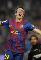 Foto de El F.C. Barcelona golea con un nuevo 5-0 esta vez al Mallorca