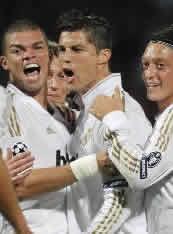 Foto de El Real Madrid vence 0-2 al Olympique de Lyon