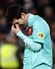 Foto de El Barça cae 1-0 en Getafe y pierde comba con el Real Madrid