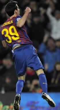 Foto de El Barça golea 5-0 al Levante
