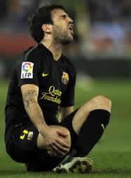 Foto de El Barça empata 1-1 con el Espanyol en el derbi barcelonés