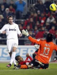 Foto de El Real Madrid vence 1-2 al Mallorca