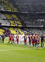 Foto de EL Barça toma ventaja en la ida de Copa venciendo 1-2 al Madrid