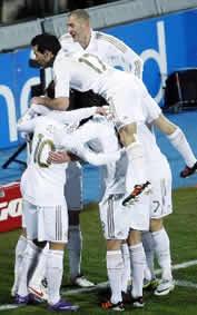 Foto de El Real Madrid vence 0-1 al Getafe