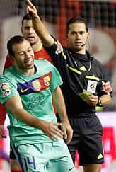 Foto de El Barça da un paso atrás en la liga cayendo 3-2 ante Osasuna