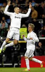 Foto de El Real Madrid vence 4-2 al Levante