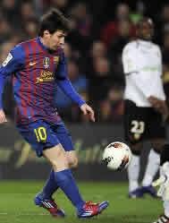 Foto de El F.C. Barcelona golea 5-1 al Valencia