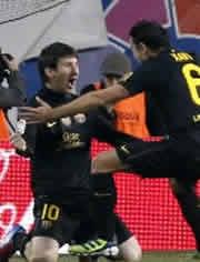 Foto de El Barça sufre pero vence 1-2 al Atlético de Madrid
