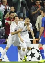 Foto de El Real Madrid está en cuartos al vencer 4-1 al CSKA