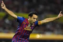 Foto de El F.C. Barcelona vence brillantemente 0-2 al Sevilla