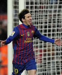 Foto de El Barça vence 5-3 al Granada y Messi ya es historia del gol en Barcelona