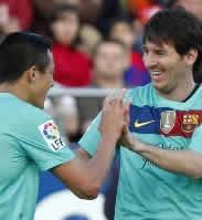Foto de El Barça vence 0-2 en Mallorca
