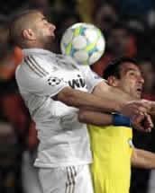 Foto de El Real Madrid virtualmente semifilista tras vencer 0-3 al Apoel