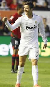 Foto de El Real Madrid golea 1-5 en el Reyno de Navarra
