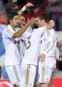 Foto de El Real Madrid golea 1-4 al Atlético de Madrid