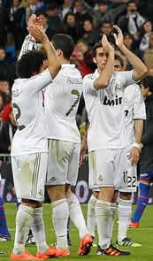 Foto de El Real Madrid vence 3-1 al Sporting de Gijón